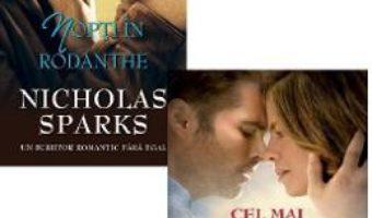 Cartea Pachet: Nopti in Rodanthe + Cel mai de pret cadou – Nicholas Sparks (download, pret, reducere)