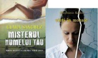 Download  Pachet: Misterul numelui tau (Clara Sanchez) + Vieti in mozaic (Stephanie Kallos) PDF Online