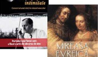 Download  Pachet: Cu o discreta intimitate (Celine Malraux) + Mireasa evreica (Luigi Guarnieri) PDF Online