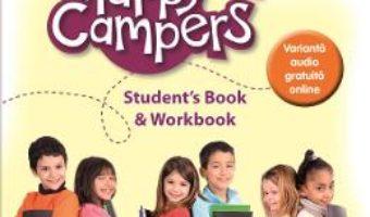 Cartea Happy Campers. Student's Book and Workbook – Clasa 4 – Patricia Acosta (download, pret, reducere)