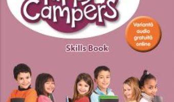 Cartea Happy Campers. Skills Book – Clasa 4 – Patricia Acosta (download, pret, reducere)