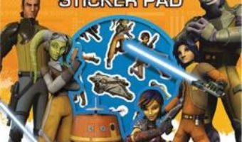 Download  Star Wars Rebels, Sticker pad. Set abtibilduri, Razboiul Stelelor PDF Online