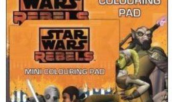 Download  Star Wars Rebels, Play Pack. Set de colorat, Razboiul stelelor PDF Online