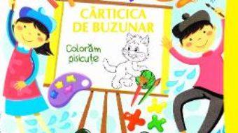 Download  Carticica de buzunar: Coloram pisicute PDF Online