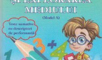 Cartea Matematica si explorarea mediului – Clasa a 1-a – Caiet (Model A) – Mihaela Serbanescu (download, pret, reducere)