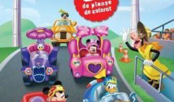 Download  Pe locuri! Fiti gata! Start! 32 de planse de colorat – Mickey si pilotii de curse PDF Online