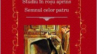 Download  Studiu in rosu aprins. Semnul celor patru – Arthur Conan Doyle PDF Online