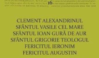 Download  Scrieri cu tematica pedagogica – Clement Alexandrinul (PSB 16) PDF Online