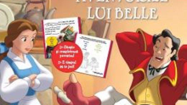 Download  Frumoasa si Bestia – Aventurile lui Belle – Citesc si ma joc! PDF Online