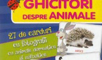 Download  Invatam prin joc – Ghicitori despre animale – 27 de carduri PDF Online