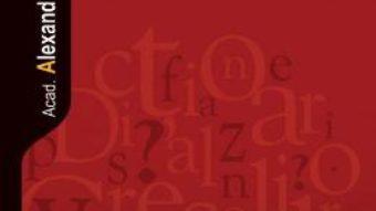 Download  Dictionar al greselilor de limba – Alexandru Graur PDF Online