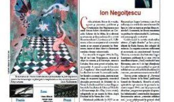 Download  Revista Scrisul Romanesc Nr. 4 Din 2017 PDF Online