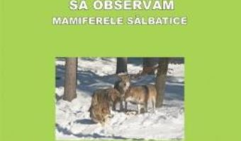 Download  Sa observam Mamiferele salbatice – Planse – Luminita Mihoc PDF Online