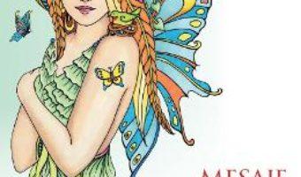Cartea Mesaje de la zane. Carte de colorat – Doreen Virtue (download, pret, reducere)