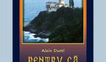 Download  Pentru ca esti caldicel – Alain Durel PDF Online