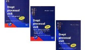 Download  Drept procesual civil vol. I+II+III – Mihaela Tabarca PDF Online