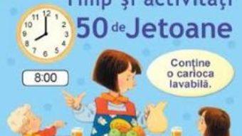 Download Cat este ceasul? Timp si activitati. 50 de jetoane PDF Online