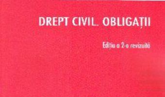 Cartea Drept civil. Obligatii ed.2 – Paul Vasilescu (download, pret, reducere)