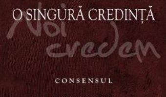 Download O singura credinta: consensul evanghelic – J.I. Packer, Thomas C. Oden PDF Online