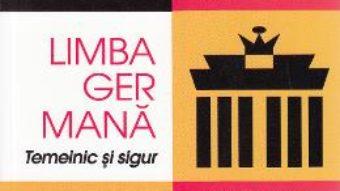 Download Limba germana, Temeinic si sigur – Kristine Lazar PDF Online
