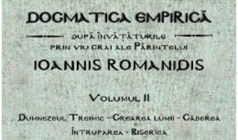 Download Dogmatica empirica Vol.2 – Ierotheos Mitropolitul Nafpaktosului PDF Online