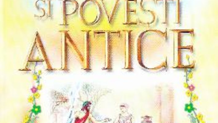 Download Legende si povesti Antice – Gheorghe Popa-Lisseanu PDF Online