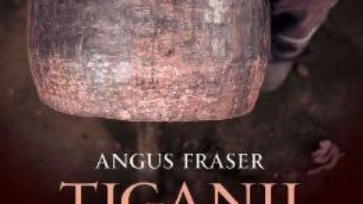 Cartea Tiganii: Originile, migratia si prezenta lor in Europa ed.2 – Angus Fraser (download, pret, reducere)
