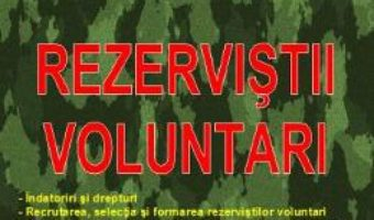 Download Rezervistii voluntari Act. 24 Aprilie 2017 PDF Online