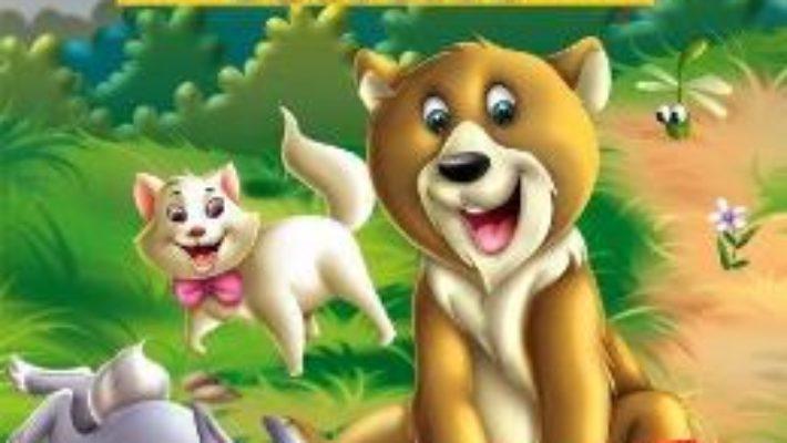 Download Animale fericite – Distractie in culori PDF Online