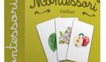 Cartea Montessori. Asocieri – Arbori: frunze, flori, fructe (download, pret, reducere)