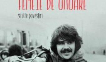 Download Am fost candva femeie de onoare – Radu Paraschivescu PDF Online