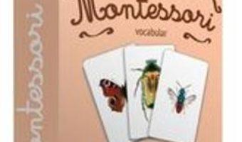 Download Montessori. Vocabular – Insecte din Romania PDF Online