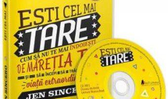Cartea CD Esti cel mai tare – Jen Sincero (download, pret, reducere)