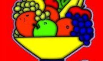 Cartea Fructe A4 – Carte de colorat (download, pret, reducere)