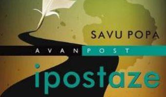 Download Ipostaze – Savu Popa PDF Online