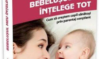 Cartea Bebelusul meu intelege tot – Aletha Solter (download, pret, reducere)