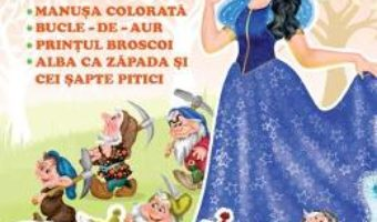 Download Citesc si colorez: Alba ca Zapada PDF Online