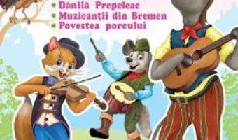 Download Citesc si colorez: Muzicantii din Bremen PDF Online