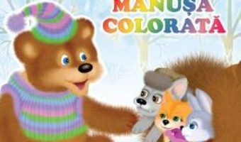 Download Citesc si colorez: Manusa colorata PDF Online