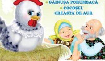Download Citesc si colorez: Gainusa Porumbaca PDF Online