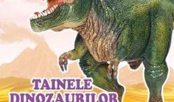 Download Citesc si colorez: Tainele dinozaurilor PDF Online