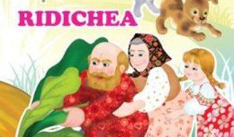 Download Citesc si colorez: Ridichea PDF Online