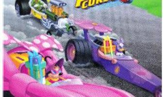 Download Mickey si pilotii de curse – Invat sa citesc nivelul 1 PDF Online