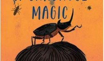 Download Baiatul si gandacul magic – M.G. Leonard PDF Online