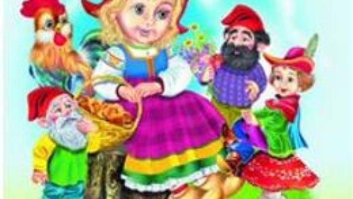 Download Cinci povesti – Scufita Rosie PDF Online