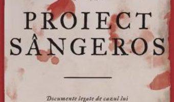 Download Un proiect sangeros – Graeme Macrae Burnet PDF Online
