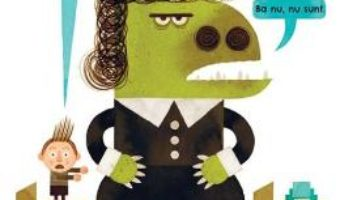 Download Domnisoara invatatoare e un monstru! (Cartea cu Genius) – Peter Brown PDF Online