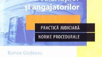 Pret Carte Raspunderea patrimoniala a salariatilor si angajatilor – Romeo Glodeanu PDF Online
