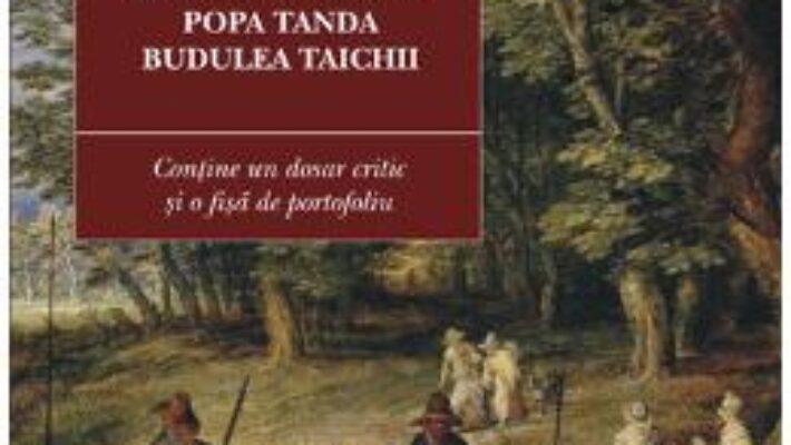 Pret Carte Moara cu noroc. Popa Tanda. Budulea Taichii ed.2017 – Ioan Slavici PDF Online