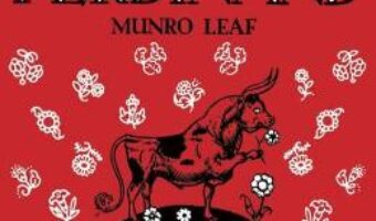 Pret Carte Taurasul Ferdinand – Munro Leaf PDF Online